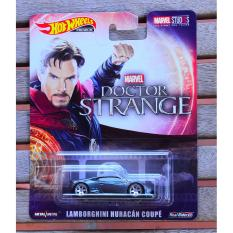 Xe ô tô mô hình tỉ lệ 1:64 Hot Wheels bánh cao su 2019 ENTERTAINMENT Doctor Strange Lambo Huracan Huracán Coupé Coupe LP610-4