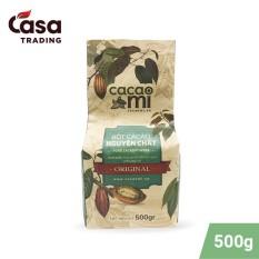 Bột ca cao nguyên chất Cacao Mi loại Original – 500g