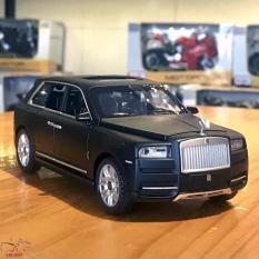 Mô hình xe ô tô Rolls-Royce Cullinan tỉ lệ 1:32 màu đen