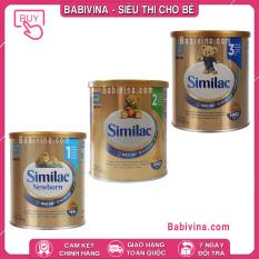 [CHÍNH HÃNG] Đủ Số – Sữa Similac 400g HMO – Số 1- Số 2 -Số 3 -Số 4 | Date Mới Nhất, Giá Tốt Nhất
