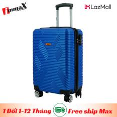 Vali nhựa size ký gửi hành lý 24inch immaX X11/ Vali du lịch size 24inch ký gửi hành lý