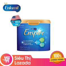 [Nhập khẩu Mỹ] Sữa bột Enfamil Enspire Infant 581g – Dành cho trẻ 0–12 tháng tuổi. Có chứa MFGM và Lactoferrin