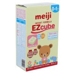 Sữa Meiji Số 0 (0-1 tuổi) Infant Formula EZcube (16 thanh)