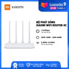 Bộ phát sóng Xiaomi Wifi Router 4C – Hàng chính hãng