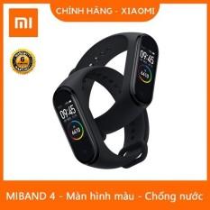 Vòng đeo tay sức khỏe Xiaomi Mi Band 4 | Miband 4, cam kết hàng đúng mô tả, chất lượng đảm bảo an toàn đến sức khỏe người sử dụng, đa dạng mẫu mã, màu sắc, kích cỡ