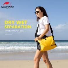 Túi đeo chéo chống thấm nước du lịch dã ngoại Naturehike NH19SB005 loại 15l dành cho cả nam và nữ