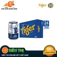 [Siêu thị Lazada] Thùng 24 lon Tiger Phiên bản đặc biệt – Street Football