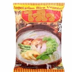 WAI WAI Bún Gạo Chay Thùng 30 gói 60g