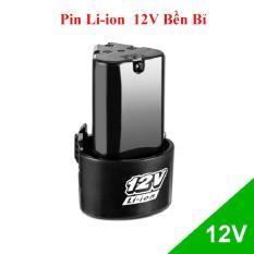 Pin li ion aotuo 12v cho máy khoan gia đình Thời gian sử dụng 3-4h Tương thích tốt – pin dùng cho các loại máy khoan cầm tay có loại pin rời sạc