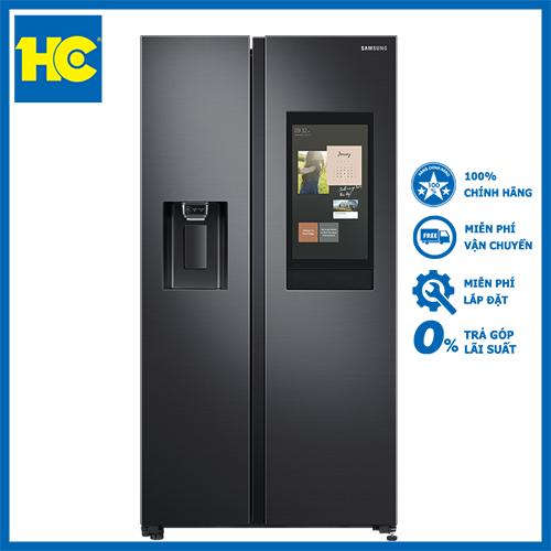 Tủ lạnh SBS Samsung Inverter 616 lít RS64T5F01B4/SV – Miễn phí vận chuyển & lắp đặt – Bảo hành chính hãng