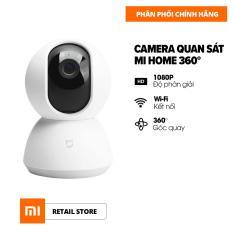 [Hàng chính hãng] Camera giám sát Xiaomi 360 độ 1080P QDJ4058GL – Cắm thẻ SD hỗ trợ 64G – Hỗ trợ kết nối wifi