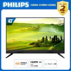 TIVI PHILIPS 43 INCH 43PFT5583/74 LED FULL HD (DIGITAL TV DVB-T2 HÀNG THÁI LAN) – TIVI GIÁ RẺ TẶNG USB CỰC CHẤT 16G – BẢO HÀNH CHÍNH HÃNG 2 NĂM TẠI NHÀ
