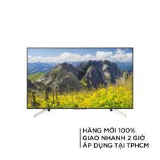 Smart Tivi Sony 49 inch 49X7500F