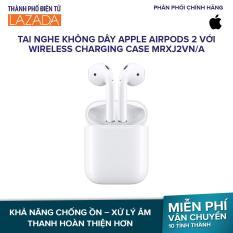 Tai nghe không dây Apple AirPods 2 với Wireless Charging Case MRXJ2VN/A