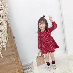 Váy trái tim dáng BABYDOLL cực xinh cho bé gái