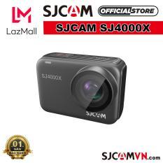 Camera hành trình SJCAM SJ4000X 4K WiFi- Hãng phân phối chính thức