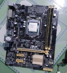 Combo H81, Chip CPU G3220/G3240/G3250, RAM 4G tháo máy sáng trưng zin chưa qua sữa chữa