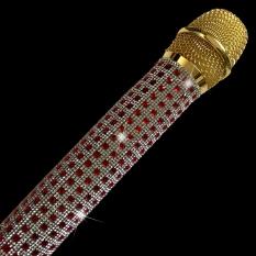 Vỏ bọc thân micro không dây đính đá