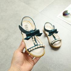 Sandal cho bé gái mẫu mới