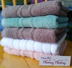 Khăn tắm xuất khẩu cỡ trung cao cấp 40 x 80(180gr), Hàng xuất khẩu dư,khăn cực dày dặn, thấm hút tốt