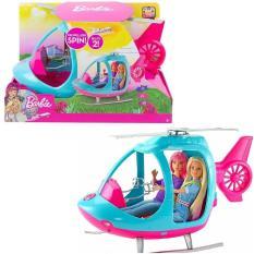 MY KINGDOM – Búp bê Barbie vi vu cùng trực thăng FWY29