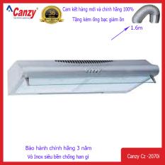 Máy hút mùi Canzy CZ 2070i – 70cm – chất liệu Inox.