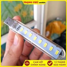 ĐÈN USB TRONG SUỐT 8 LED SIÊU SÁNG