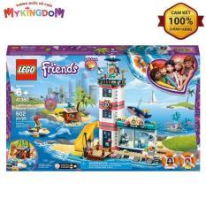 Trung Tâm Bảo Vệ Sinh Vật Biển LEGO 41380