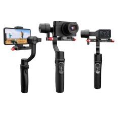 Hohem iSteady Multi – Gimbal chống rung 3 trong 1 dùng cho smartphone, action camera, digital camera, nhận diện khuôn mặt, hoạt động 8 giờ