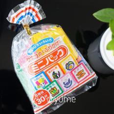 Gia vị rắc cơm 6 vị 30 gói Nhật Bản