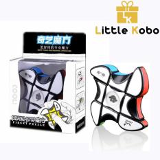 Rubik Biến Thể QiYi Windmill Fidget Spinner 1x3x3 Rubic