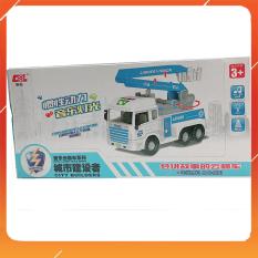 Đồ Chơi Noel – Mô Hình Xe Đẩy Sửa Chữa – Đồ Chơi Trẻ Em Toy Mart