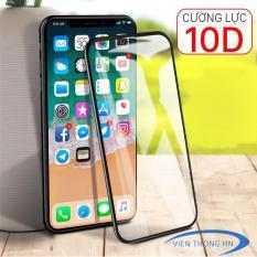 [XẢ HÀNG] Kính cường lực 10D full màn hình iphone 6,6s,7,8,x,xs max,6p,6sp,7p,8p,x,xs max,xs
