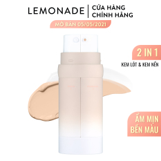 Kem nền Lemonade Perfect Couple Dual Foundation 30g