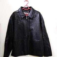 Áo khoác nam da thật Wilsons Leather Pelle Studio của Mỹ
