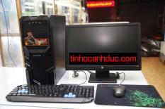 Bộ máy PC ADA219 + Màn hình 19 inch WIDE tặng Phím chuột MỚI Ưu điểm: