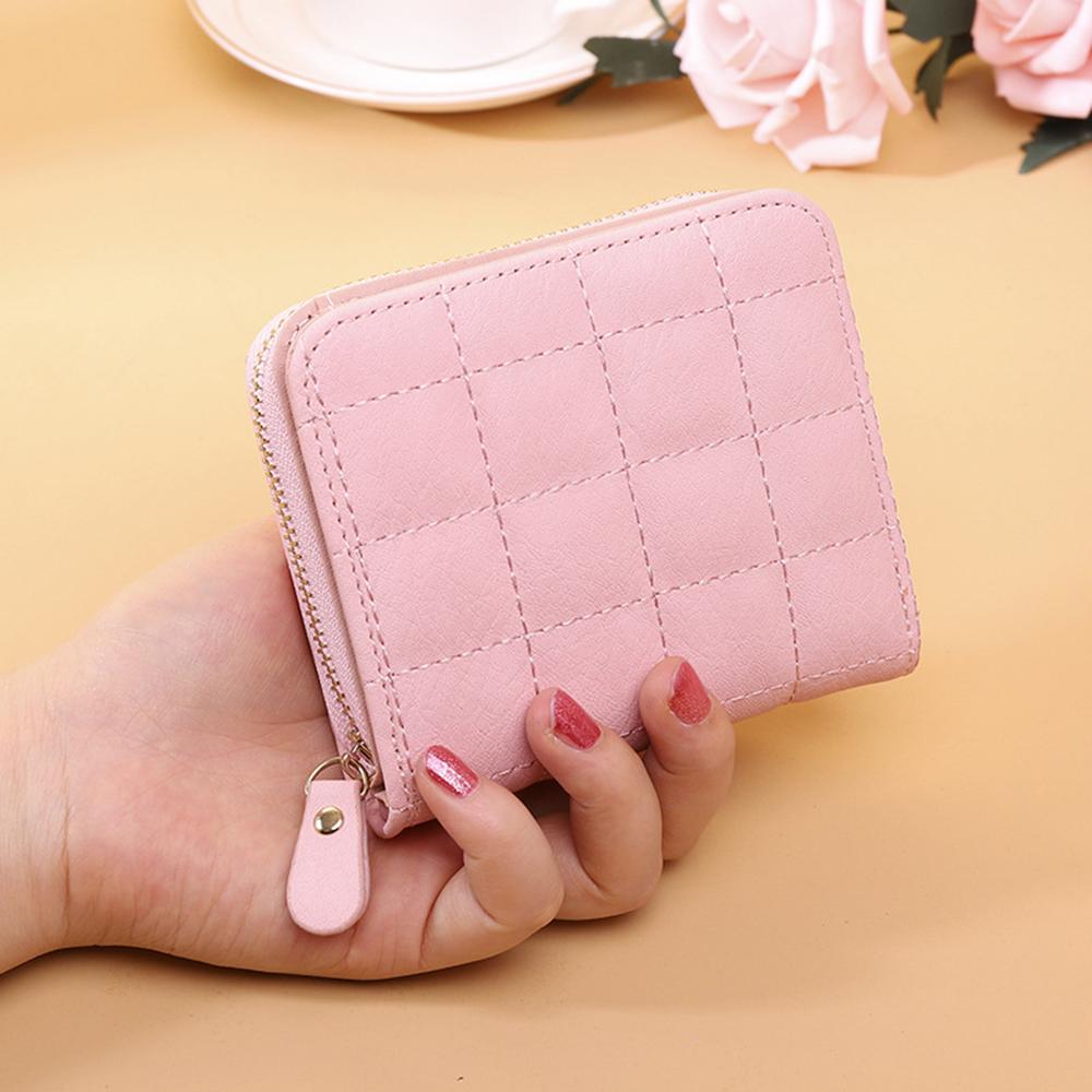 Ví đựng thẻ PU – Bóp nữ – Ví nữ mini – Vi đựng card – Bóp đựng mini – Bóp nhỏ – Bóp bỏ túi – Bóp cầm tay – Bóp đựng tiền