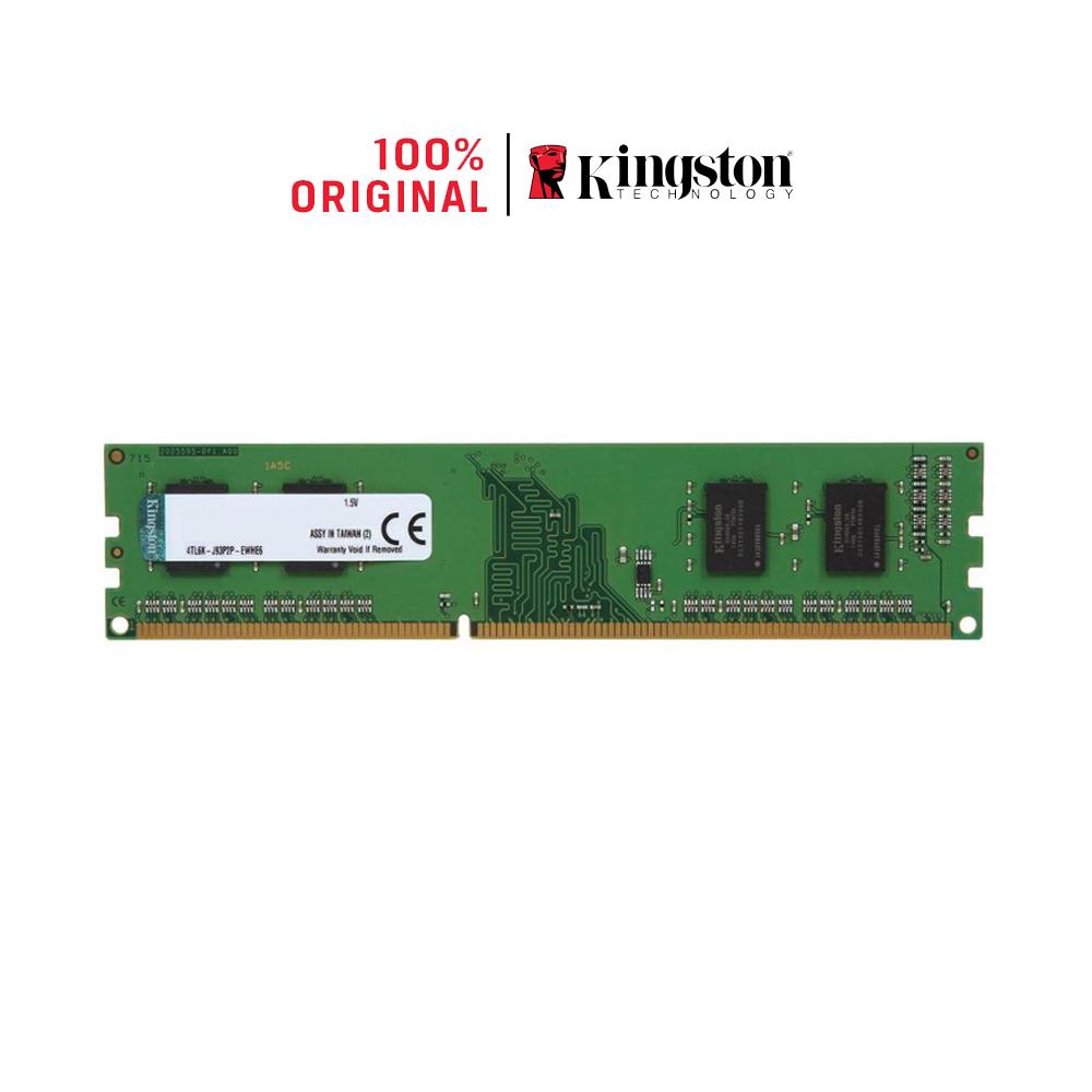 Ram PC Kingston 8GB 2666MHz DDR4 KVR26N19S6/8