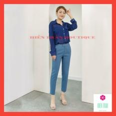 Quần tây nữ công sở mặc thon gọn, tôn dáng – Hiền Trần Boutique