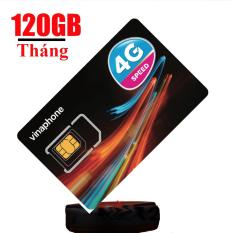 Sim 4G Vina gói 4GB/ngày (120GB/tháng) + 200 phút gọi ngoại mạng + Miễn phí gọi nội mạng Vinaphone gói VD149