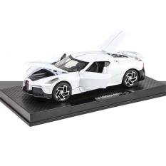 Xe mô hình kim loại Bugatti Black Dragon King tỷ lệ 1:32