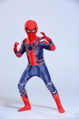 Set Bộ Quần Áo Người Nhện Spider Man Siêu cấp cho Bé Trai