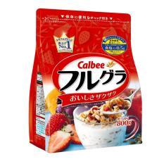 Hàng Nhật – Ngũ cốc sấy khô Calbee Nhật Bản 800g