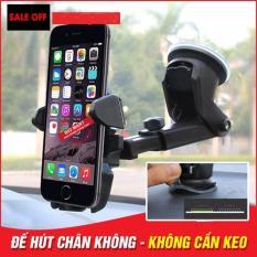 Giá đỡ điện thoại ô tô hút chân không mẫu 2