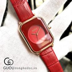 Đồng hồ Nữ GUOU ROSIE Dây Mềm Mại đeo rất êm tay – Kiểu Dáng Apple Watch 40mm – Đồng hồ nữ kính sapphire, Đồng hồ nữ đẹp, Đồng hồ nữ hàn quốc, Đồng hồ nữ giá rẻ, Đồng hồ nữ thời trang, Đồng hồ nữ thể thao, Đẹp