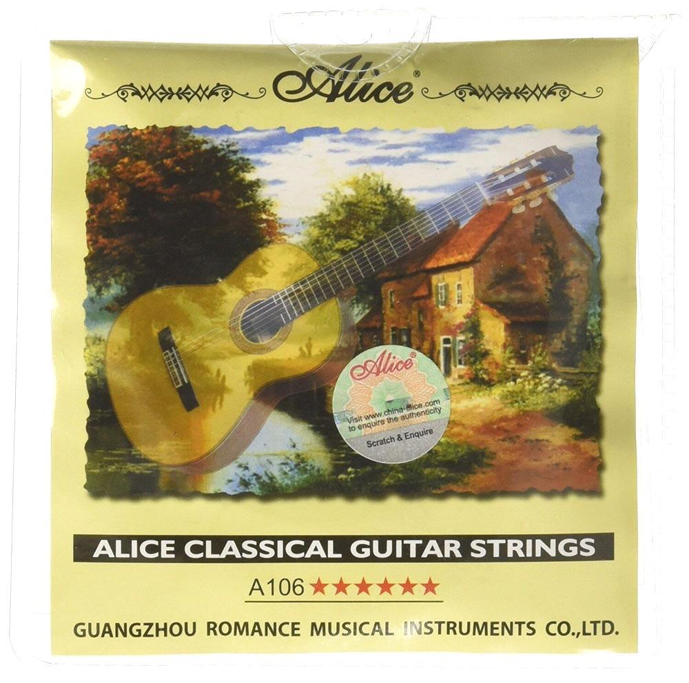 Bộ dây đàn guitar classic Alice A106