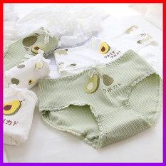Quần lót cotton 100% Bơ phec Phối thắt nơ xuất Hàn – NHShop
