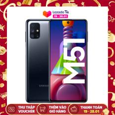 Điện Thoại Samsung Galaxy M51 (128GB/8GB) – Hàng chính hãng, mới 100%, Nguyên seal, Bảo hành 12 tháng