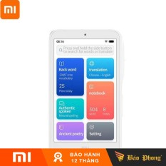Máy phiên dịch XIAOMI Little Teacher Learning Machine Translator 4G version and Wifi version
