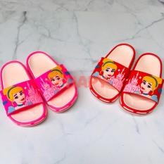 Dép Quai Ngang Búp Bê Barbie Siêu Xinh Cho Bé Gái – DQ123 MB